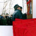 2 октября 2003 года перерезать красную ленточку удостоились известные краеведы В.А.Корытов и С.Н.Конин