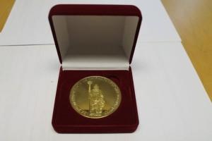 Почётный знак «За активную работу по патриотическому воспитанию граждан Российской Федерации»