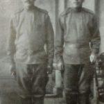 Пономарев Прокопий Егорович (справа) и Сидоровский Андрей (слева)