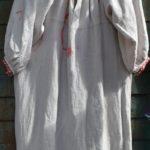 Рубаха женская из холста (КРКМ ОФ № 149)