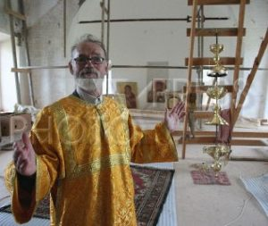 Старцев ВАлентин Иванович -председатель приходского совета Спасо-Преображенского храма