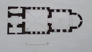 План Спасо-Преображенского храма, XIX век