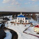Так выглядит Храм Рождества Пресвятой Богородицы в д. Кремлево в настоящее время. (фото А. Чеплагин)