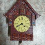 Часы с кукушкой (КРКМ № 643)