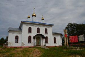 Так выглядит Храм Рождества Пресвятой Богородицы в д. Кремлево в настоящее время. (фото А. Полудницын)