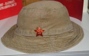 Панама солдатская (ОФ № 1755/1 КРКМ)
