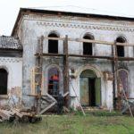 Восстановительные работы, 2011 г. (фото О. Кузнецовой (Бажуковой))