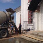 Восстановительные работы, 2015 г. (фото О. Кузнецовой (Бажуковой))