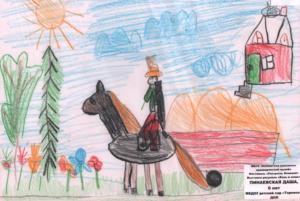 Пинаевская Даша, 6 лет