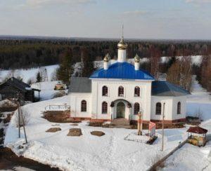 Храм Рождества Пресвятой Богородицы (фото А. Чеплагин)