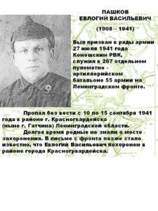 Пашков Евлогий Васильевич