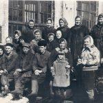 Коллектив работников ВРП (Фото из фондов КРКМ)