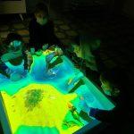 Интерактивная песочница «Геология вокруг нас! Пески»